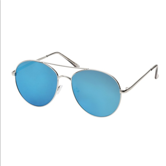 012718b1cca BOGO FREE! Aviator Sunglasses with blue tint NWT